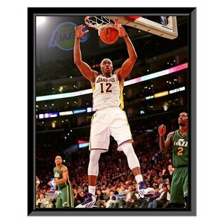 NBA Dwight Howard 2012 13 Action Framed Photo Officially Licensed
