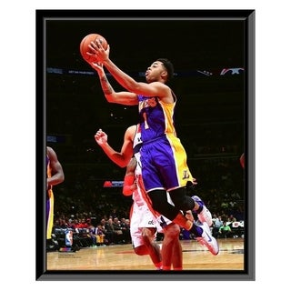 NBA D Angelo Russell 2015 16 Action Framed Photo Officially Licensed