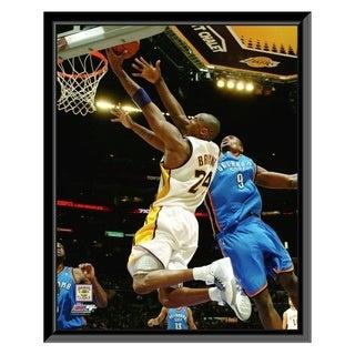 NBA Kobe Bryant 2009 10 Action Framed Photo Officially Licensed