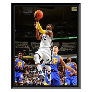 NBA O J Mayo 2010 11 Action Framed Photo Officially Licensed