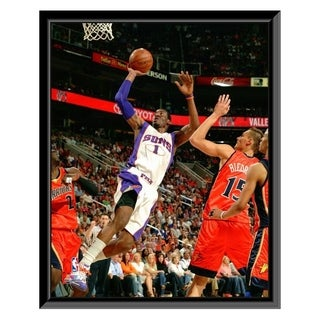 NBA Amare Stoudemire 2007 08 Action Framed Photo Officially Licensed