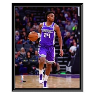 NBA Buddy Hield 2017 18 Action Framed Photo Officially Licensed