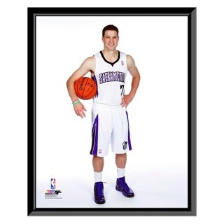 NBA Jimmer Fredette 2013 14 Posed Framed Photo Officially Licensed
