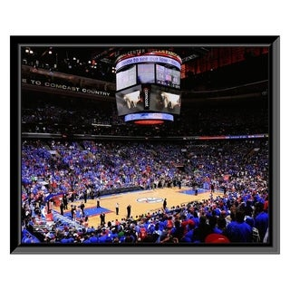 NBA Wells Fargo Center Game Six Of The 2012 Eastern Conference Semifinals Framed Photo Officially Licensed