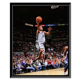 NBA Tony Parker 2012 13 Action Framed Photo Officially Licensed