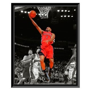 NBA Jarrett Jack 2009 10 Spotlight Action Framed Photo Officially Licensed
