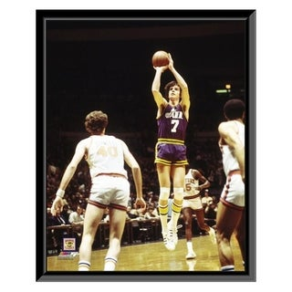 NBA Pete Maravich Action Framed Photo Officially Licensed