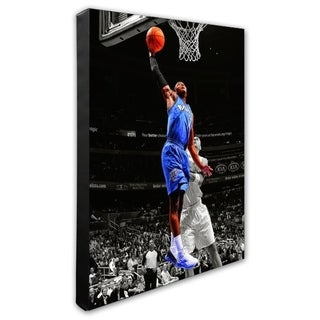 NBA John Wall 2010 11 Spotlight Action Stretched Canvas Officially Licensed