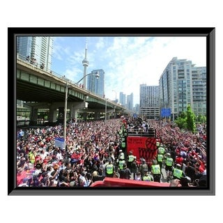 NBA The 2019 Toronto Raptors Championship Parade Framed Photo Officially Licensed