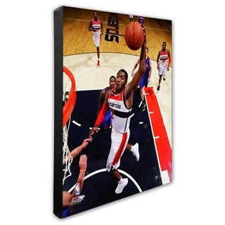 NBA John Wall 2011 12 Action Stretched Canvas Officially Licensed