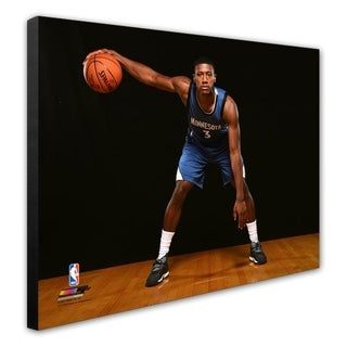 NBA Kris Dunn 2016 Posed Stretched Canvas Officially Licensed