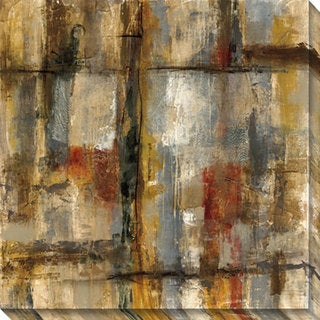 Gallery Direct Bellows 'Objective Margin I' Gallery-wrapped Canvas