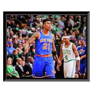 NBA Iman Shumpert 2012 13 Action Framed Photo Officially Licensed