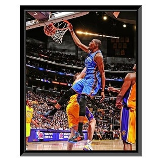 NBA Kevin Durant 2011 12 Action Framed Photo Officially Licensed