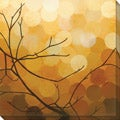 Gallery Direct Sean Jacobs 'Autumn Shade II' Wrapped Canvas Art