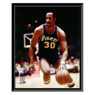 NBA George McGinnis 1978 Action Framed Photo Officially Licensed