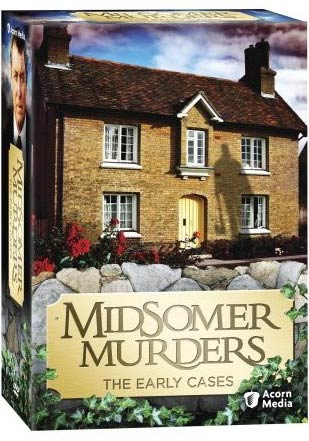 Midsomer Murders: The Early Cases Collection (DVD)