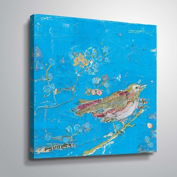 """""""Birds of a Feather"""" Gallery Wrapped Canvas"""