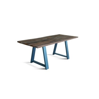 NATURAL-AZ Solid Wood Dining Table