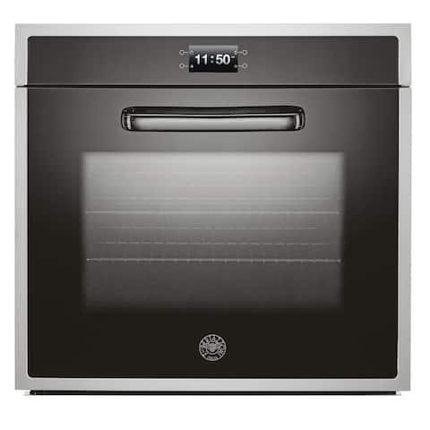 """30"""" Designer Single Oven Opp Stainless steel"""