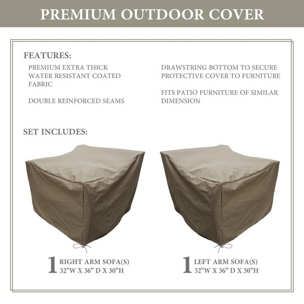 kathy ireland Homes & Gardens RIVER-02a Protective Cover Set. Opens flyout.
