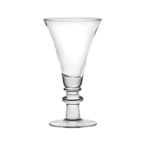 Majestic Gifts Inc. Glass Dessert/ Ice Cream Cups-12 oz. Set/6