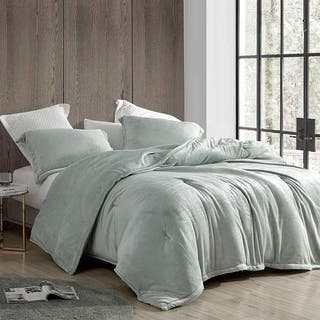 Coma Inducer Comforter - Touchy Feely - Mineral Gray