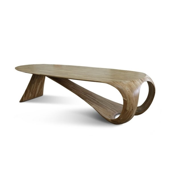 GANZA Dining Table. Opens flyout.