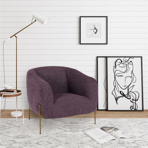 CosmoLiving by Cosmopolitan Kiara Accent Chair