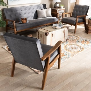 Carson Carrington Brovalla 3-piece Living Room Set