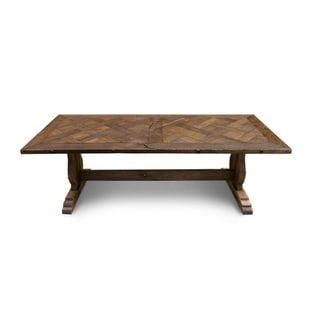 BOUND-VIO Solid Wood Dining Table