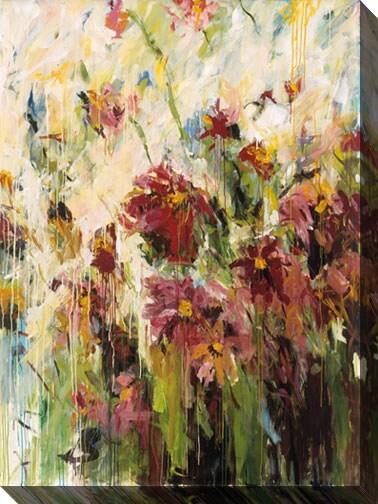 Gallery Direct Karen Silve 'Efflorescence I' Canvas Art
