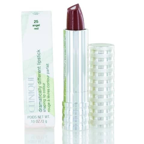 Clinique Dramatically Different Lipstick Shaping Lip Colour (25) Angel Red 0.10 OZ