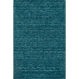 Addison Cooper Multi Shade Solid Wool Area Rug