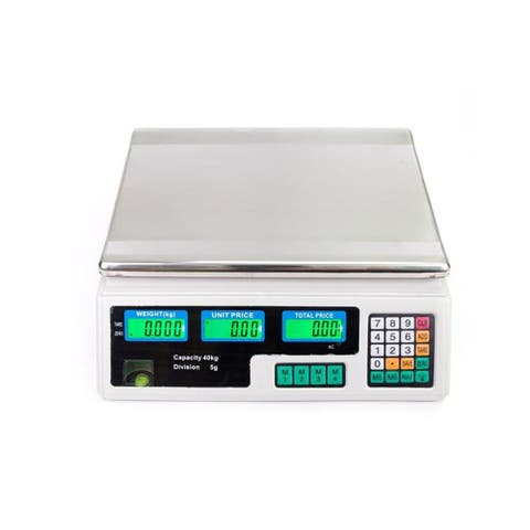 40kg/5g Digital Price Computing Scale