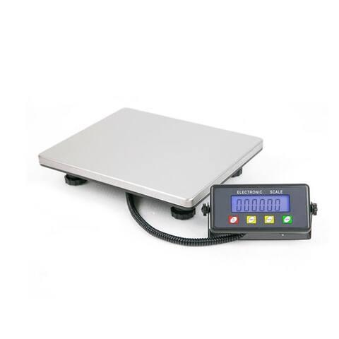200kg / 50g Digital Postal Scale Silver & Black