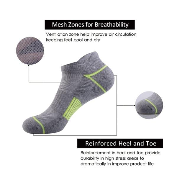 Drum Kits Music Unisex Novelty Ankle Socks Adult Size 6-11