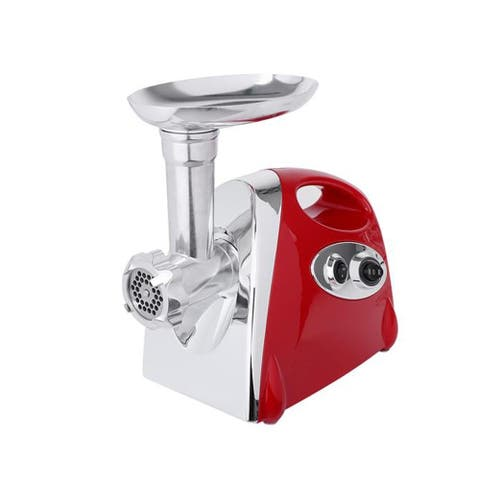 Electric Meat Grinder Sausage Maker with Handle