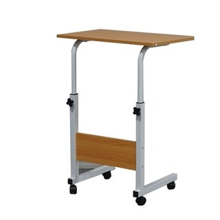 Adjustable Height Desk Laptop Desk Office Home Movable Table