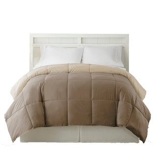 Link to Genoa Queen Size Box Quilted Reversible Comforter The Urban Port, Brown and Gold Similar Items in Comforters & Duvet Inserts