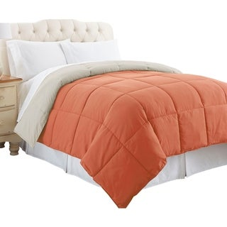 Link to Genoa Twin Size Box Quilted Reversible Comforter The Urban Port, Orange and Gray Similar Items in Comforters & Duvet Inserts