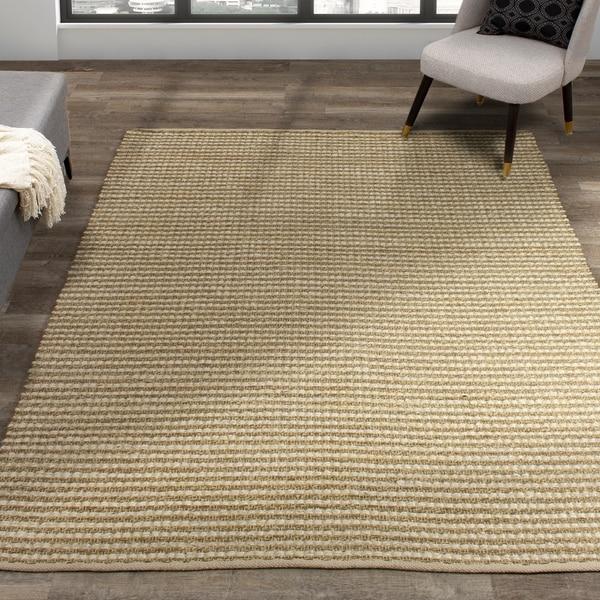 Originals Beige Intricate Weave Rug