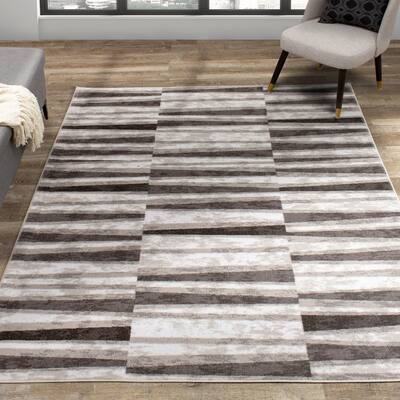 White Stain Resistant Area Rugs