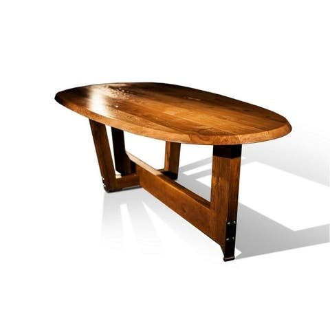 ROTIS Solid Wood Dining Table