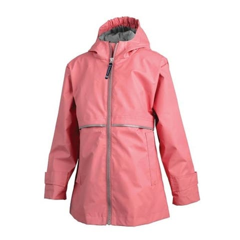Charles River Girls Rain Coat Assorted Colors