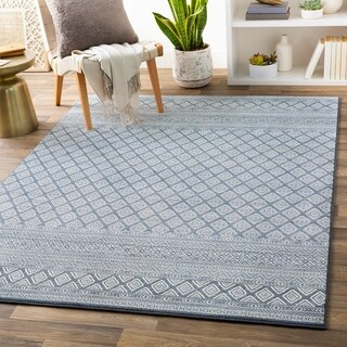 Giselle Moroccan Stripe Area Rug