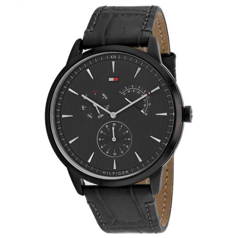 Tommy Hilfiger Men's Gents Grey Dial Watch - 1710388