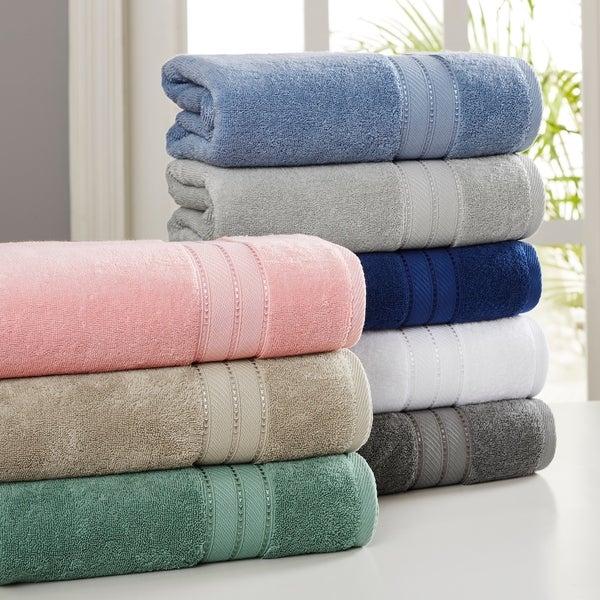 Modern Threads 4 Pack SpunLoft™ Bath towel - 30x54. Opens flyout.
