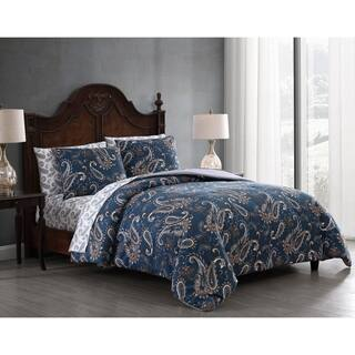 Cristobal Paisley Reversible Bed In a Bag