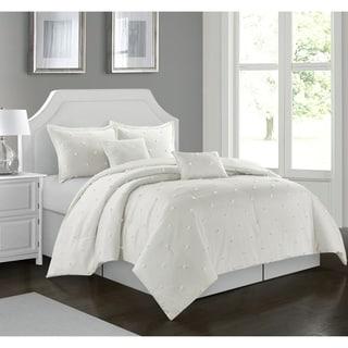Link to Grand Avenue Lima 6-Piece Bedding Comforter Set Similar Items in Comforter Sets